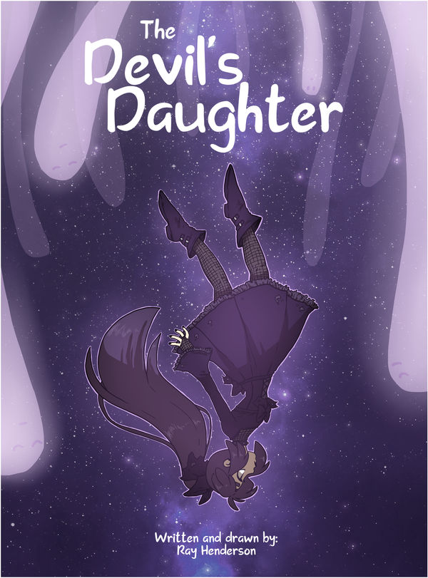 The Devil's Daughter - COVER -