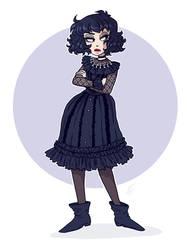 Beetlejuice - Musical Lydia -