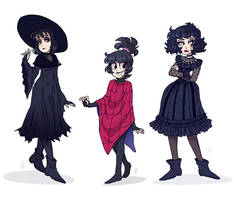 Beetlejuice - All versions of Lydia -