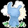 bunny uvu by deepfriedbananas