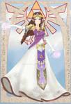 Princess Zelda - TP