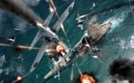 WW2 Air battle