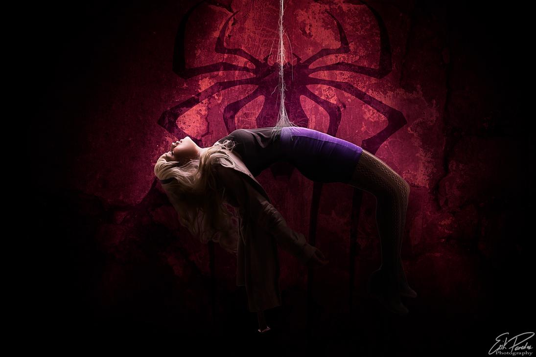 Death of Gwen Stacy by erikparedes on DeviantArt