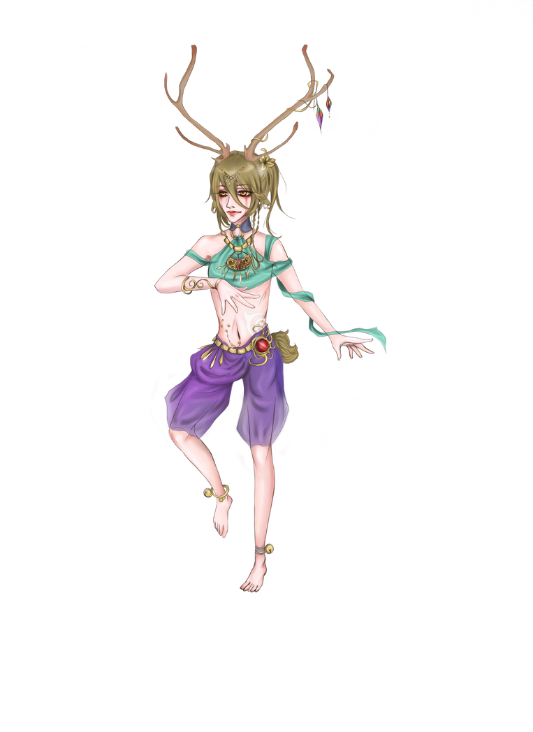 Marmion: dancing by Setsuka-no-Uta