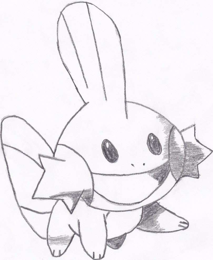 Mudkip Coloring Pages. Realistic Torchic Pokemon Images | Pokemon ...