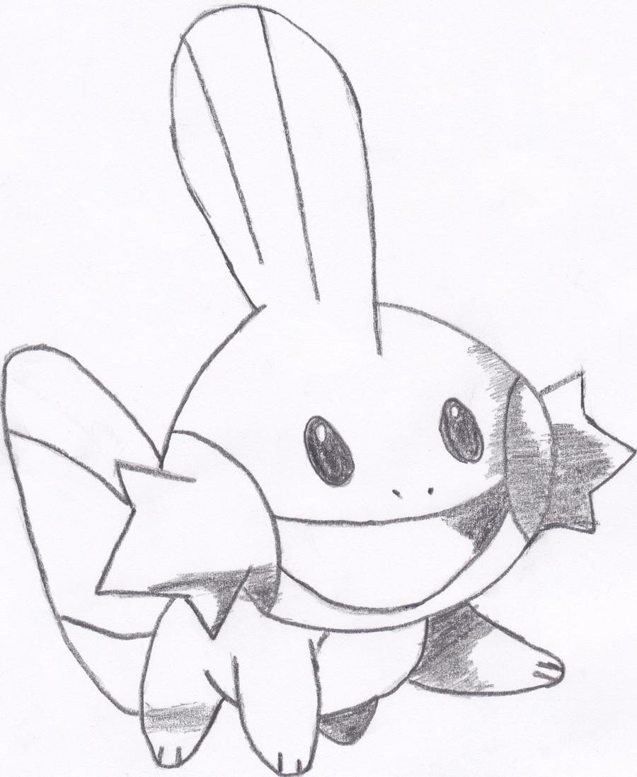 pokemon mudkip drawings images pokemon images