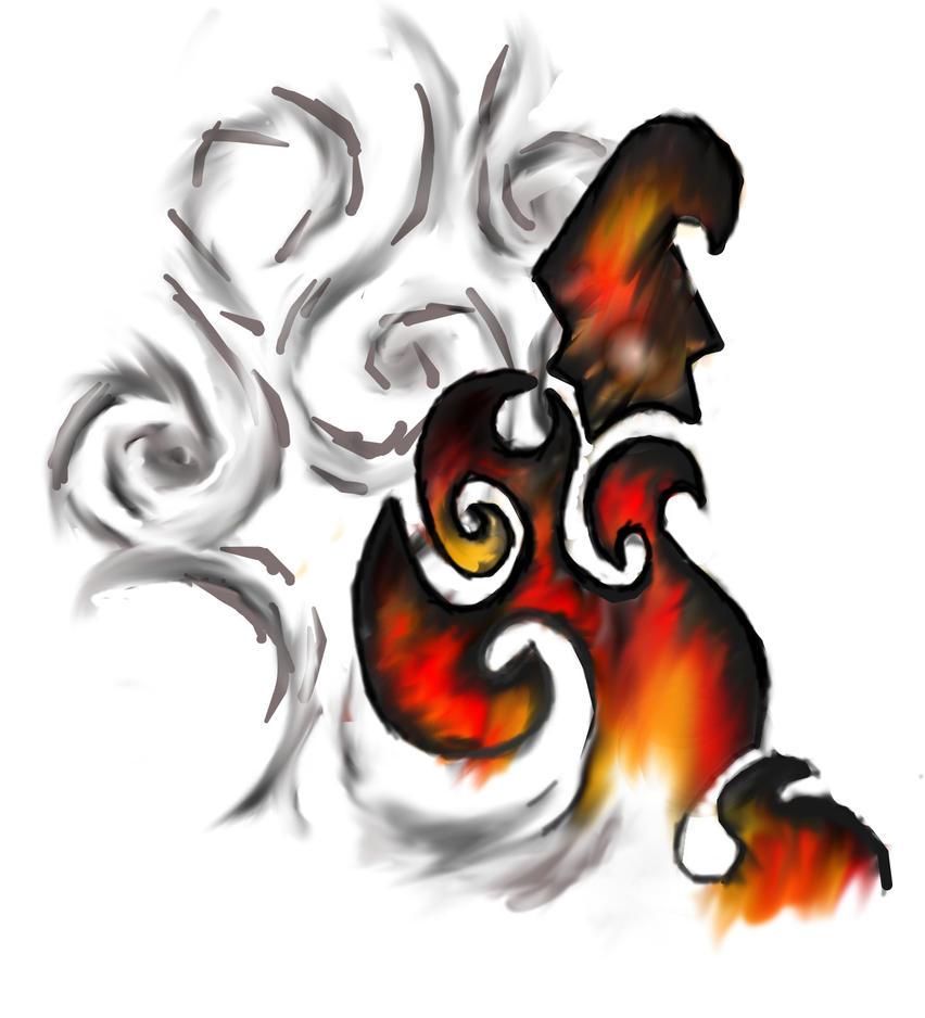 SMOKENFIREjpg by ObsidianOrichalcum