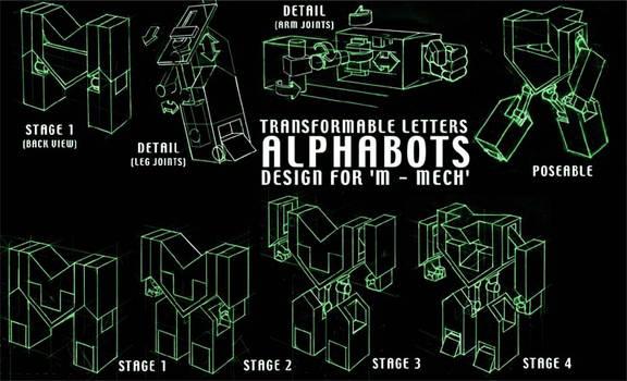Alphabot M