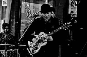 Blues Guitarman