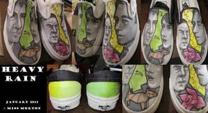 'Heavy Rain' Shoes
