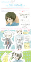 [OC MEME] 'Cuz I Fail on Life by BAKAKOHAI