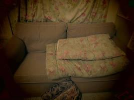 Where I Sleep... by BAKAKOHAI