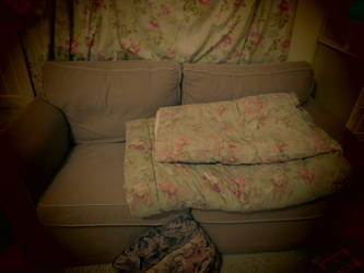Where I Sleep...
