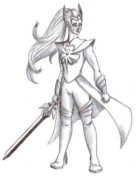 She-Ra Traditional Version