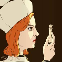 Beth Harmon - My Hero