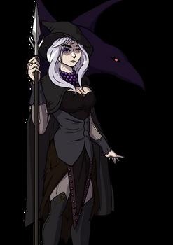 Girl Odin