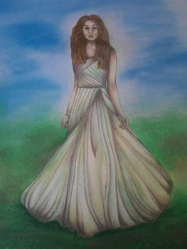 Personification of Spring