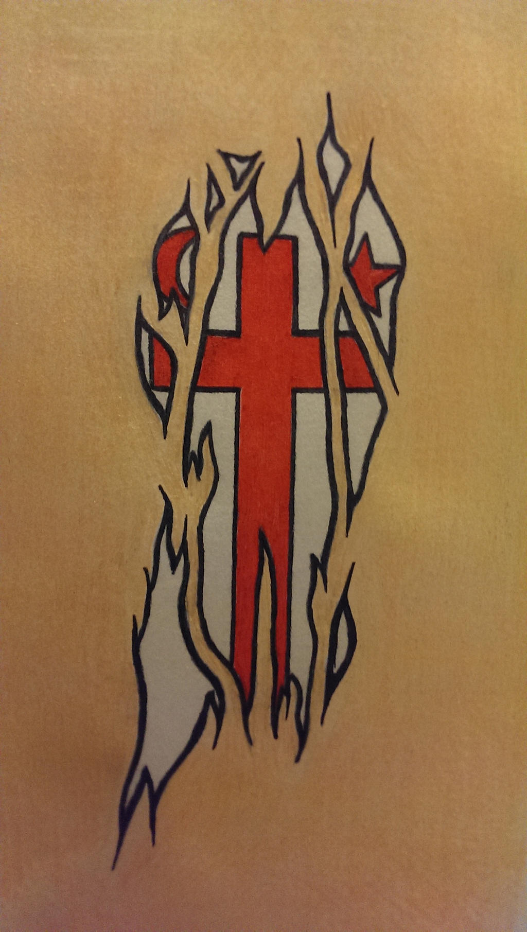 mi 39 kmaq flag tattoo design w ink colour by rodjij on deviantart. Black Bedroom Furniture Sets. Home Design Ideas
