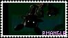 .:F2U:. Phantom Mangle Stamp by CQ-Draws-FNaF