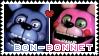 .:F2U:. Bon-Bonnet Stamp by stellar-robotics