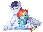 Collab: Wing-hug