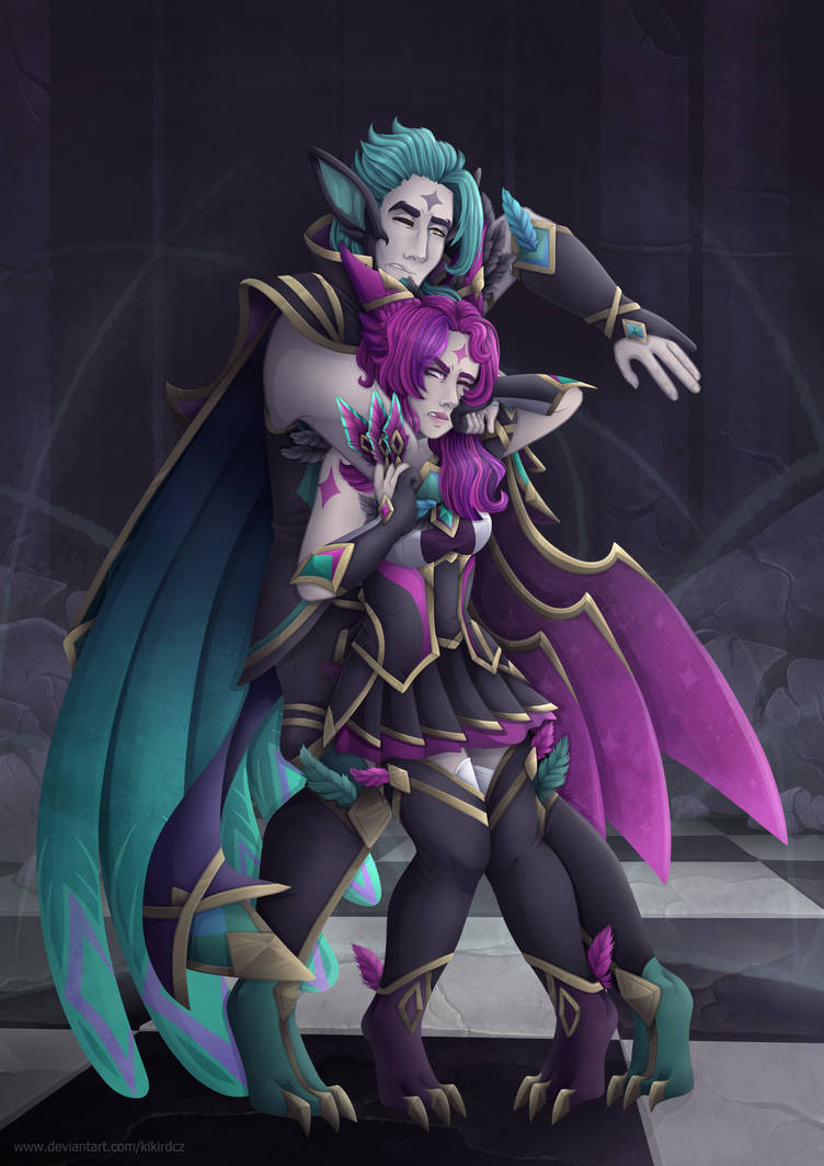 [LOL] Light And Shadow
