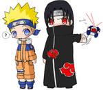 ItaNaru and... SasuNaru