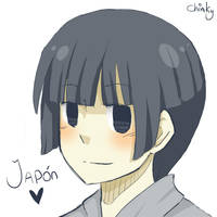 APH - Japan by chiaky