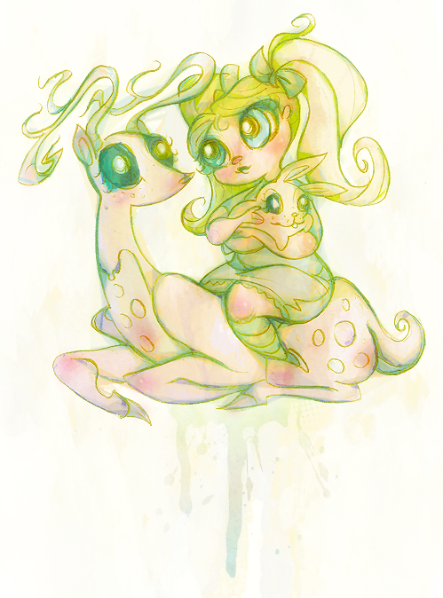 Bubbles-2 by Busterella