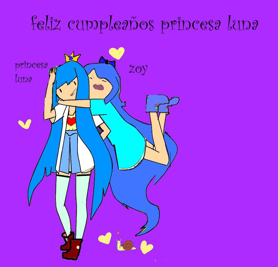 feliz cumple princesa luna by zzpp13 on DeviantArt