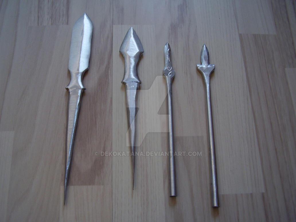 Arrow head project by Dekokatana