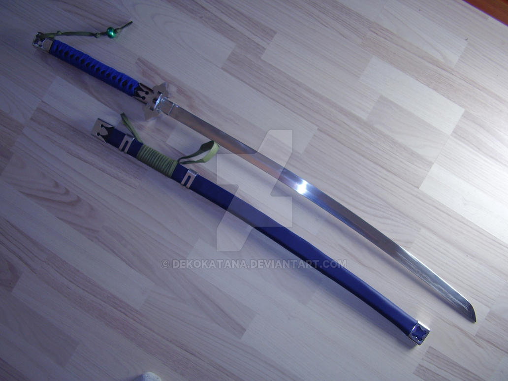 New kurikara sword pic 2 by Dekokatana