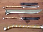 Commission High Elven sword