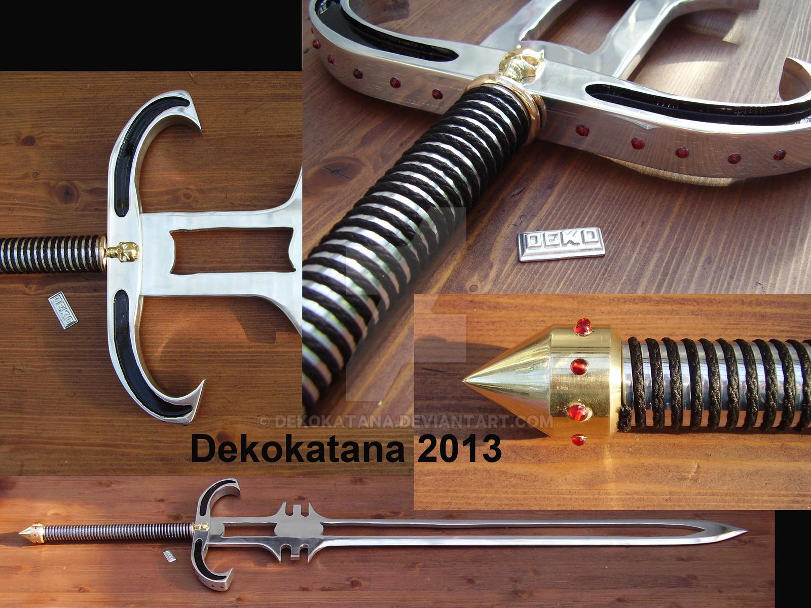 Fantasy Sword 3 by Dekokatana