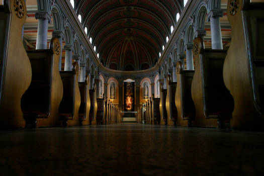 Cathederal shot