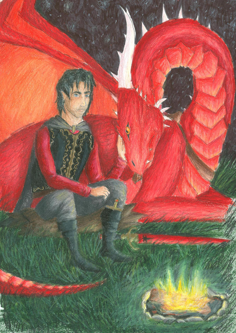 Murtagh and Thorn by chickadee90 on deviantARTEragon Murtagh And Thorn