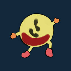Pac-Man! by Nawba