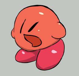 Kirby by Nawba