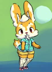 Bunny Bub by Nawba