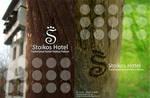 Stoikos Hotel Leaflet Design