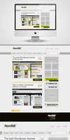 Needise Wordpress Theme