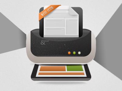 Ampersand Creative Studio Icon by Katro16