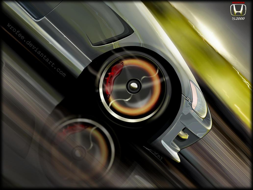 Honda S2000 by Wrofee by Wrofee
