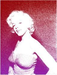 Marilyn Monroe by JuliaSanchezz