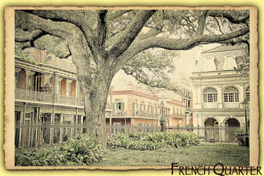 FrenchQuarter by JuliaSanchezz