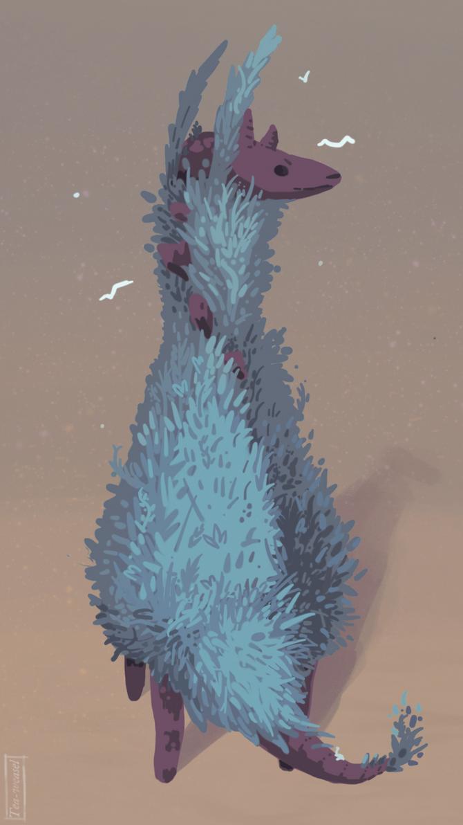 Earth Giant by Tea-weasel