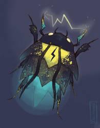 Cosmic Lightning Bug