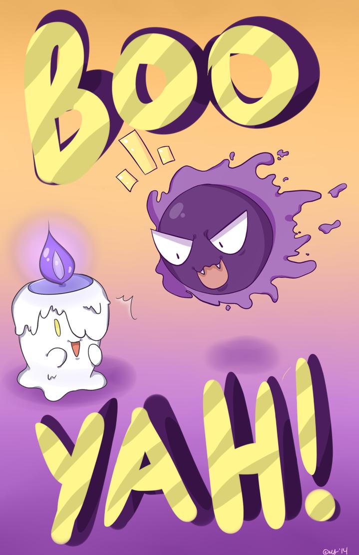 BOO-YAH! by MrFuddles