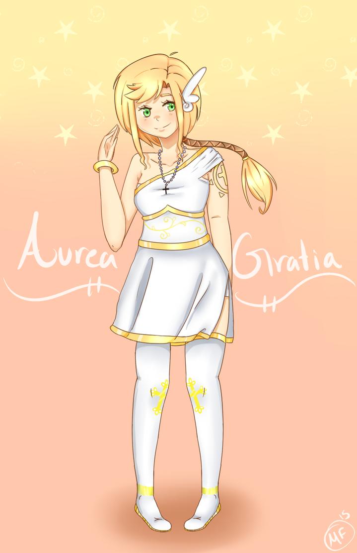 Aurea Gratia by MrFuddles