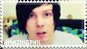 AmazingPhil Stamp by AwesomeBluePanda